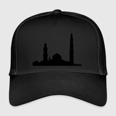 mosque - Trucker Cap