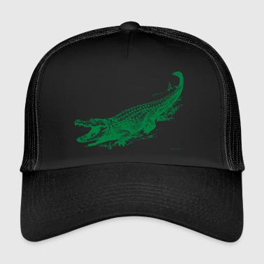 alligator - Trucker Cap