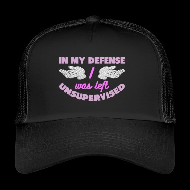defensie Unsupervised - Trucker Cap