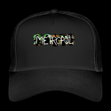 Metropol Light Strikes - Gorra de camionero