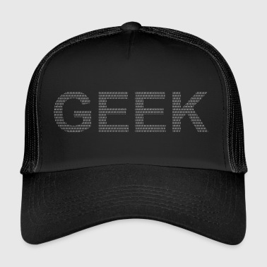 GEEK WEAR - Trucker Cap