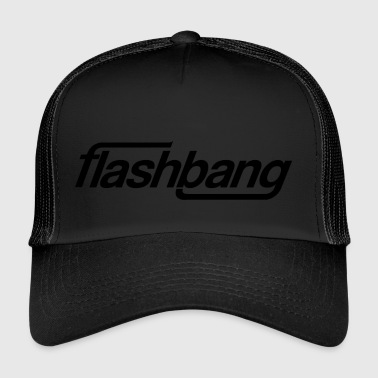 Flash Bang simple - Sans don - Trucker Cap