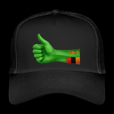 zambia collection - Trucker Cap