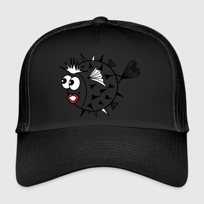 pufferfish - Trucker Cap