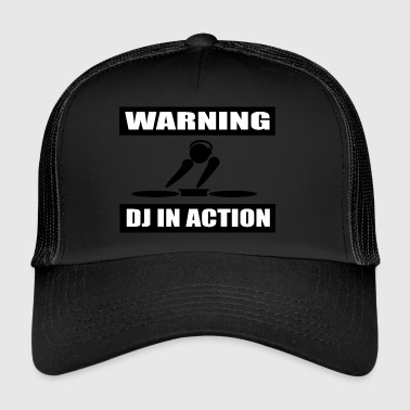 DJ ACTION - Trucker Cap