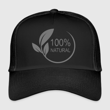 100natural - Trucker Cap