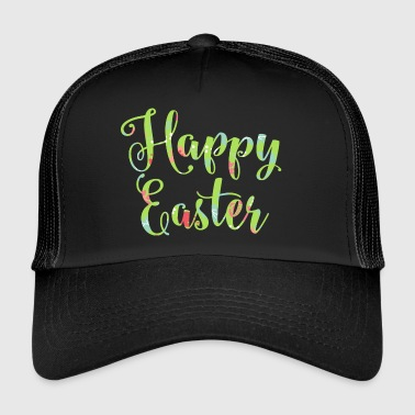 Easter / Easter bunny: Happy Easter - Trucker Cap