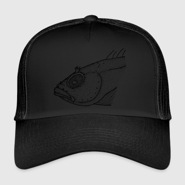 fish355 - Trucker Cap