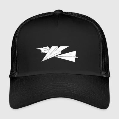 Triple paperplane - Trucker Cap