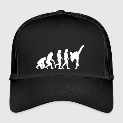 ++Martial Arts Evolution++ - Trucker Cap