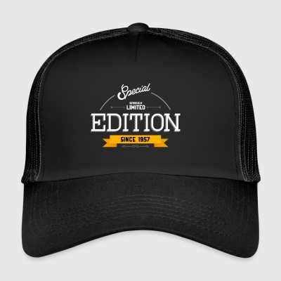 Birthday - Special Limited Edition Since 1957 - Trucker Cap