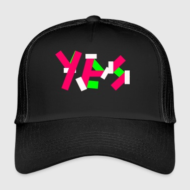yes - Trucker Cap