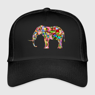 disco elefant - Trucker Cap