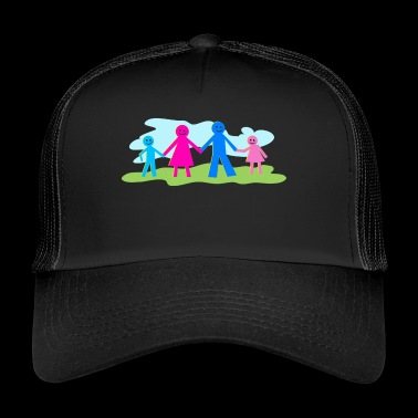 family - Trucker Cap