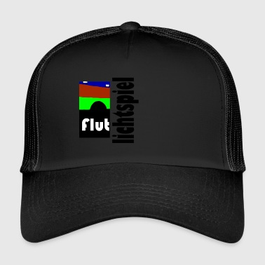 Floodlit match - Trucker Cap