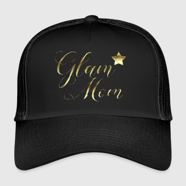 Glam mom - Trucker Cap