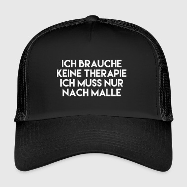 The malle therapy - Trucker Cap