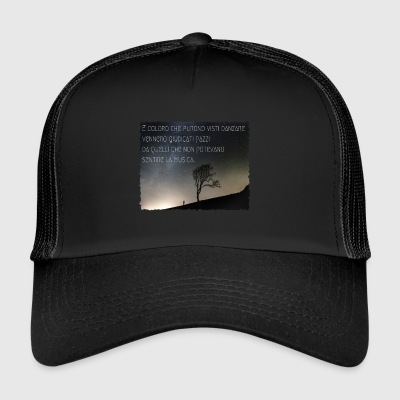 Shakespeare cytat - Trucker Cap