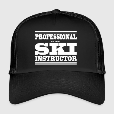 SKI INSTRUCTOR - Trucker Cap