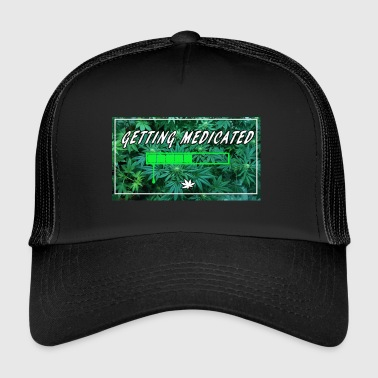 Getting Medicated - Trucker Cap