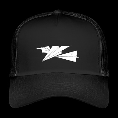 Triple-paper - Trucker Cap