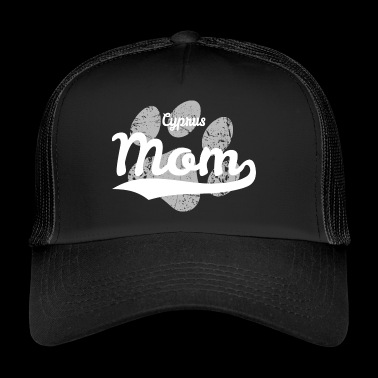 Cyprus Mom - Trucker Cap