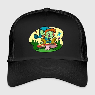 Tiny Elf - Trucker Cap