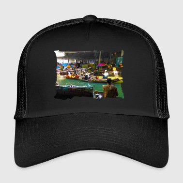 Floating Market - Trucker Cap