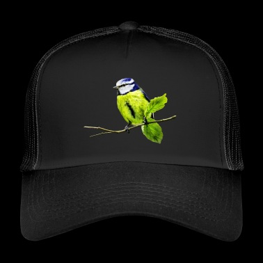Blue Tit - Trucker Cap