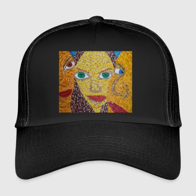 Sunflower flickor - Trucker Cap