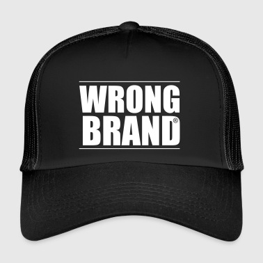 Wrong Brand: the ultimate brand parody - Trucker Cap