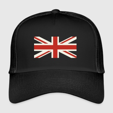 Union Jack Pale - Trucker Cap