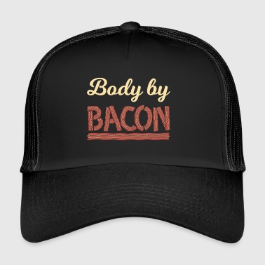Lustige Body by Bacon Shirt - Trucker Cap