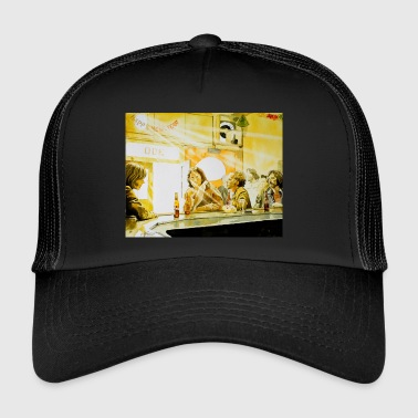 Roadhouse Blues - Trucker Cap
