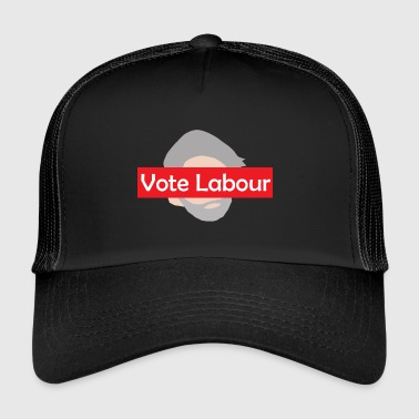 Vote Labour / Jeremy Corbyn - Trucker Cap