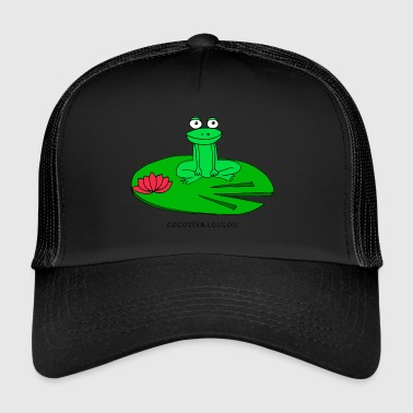 Molly la grenouille - Trucker Cap