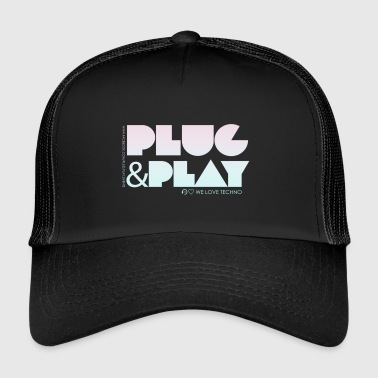 Collection PLUG & PLAY - Trucker Cap
