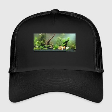 Aquarium First - Trucker Cap