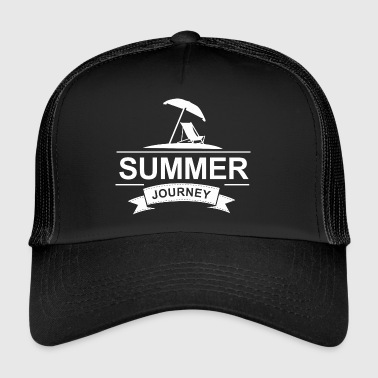 Summer Journey - Trucker Cap