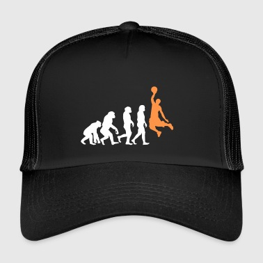 ++ Basketball Slam Dunk Evolution ++ - Trucker Cap