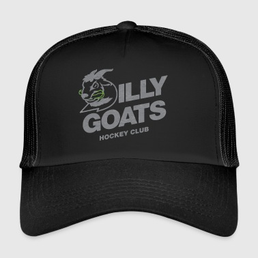 Dilly Goats Hockey - Trucker Cap