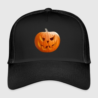 Halloween pumpa - Trucker Cap
