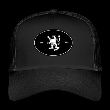 Saarbruecken - Trucker Cap