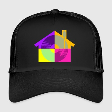 House Music - Trucker Cap