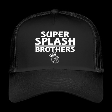 Super splash bros - Trucker Cap