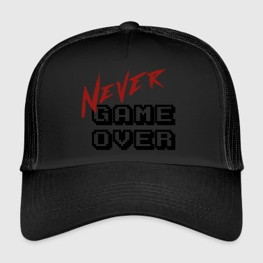 Big_Never_game_Over - Trucker Cap