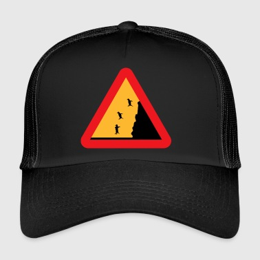 Penguin - Shield - Trucker Cap