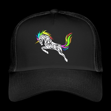 UNICORN STYLISH - Trucker Cap