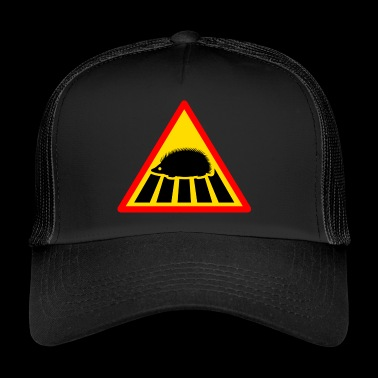 hérisson animaux hérisson animal animaux animaux - Trucker Cap