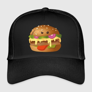 fræk Hamburger - Trucker Cap
